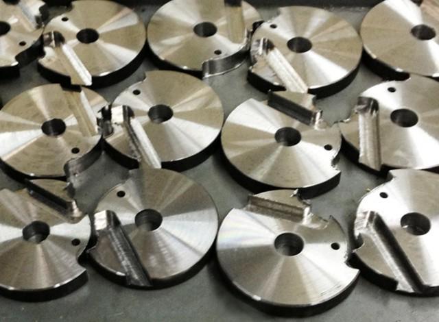 Услуги фрезеровки металла