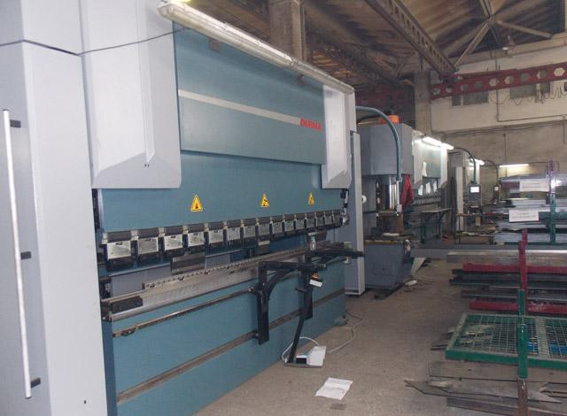 Пресс DURMA 3 м и 150 тонн
