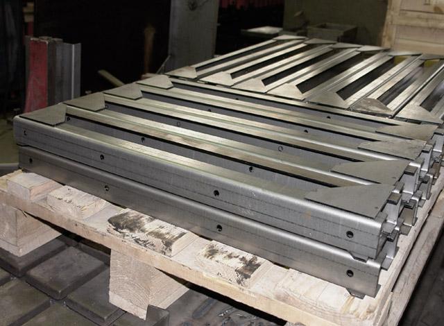 Заготовки для гибки металла