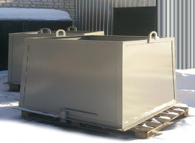 Баки и контейнеры